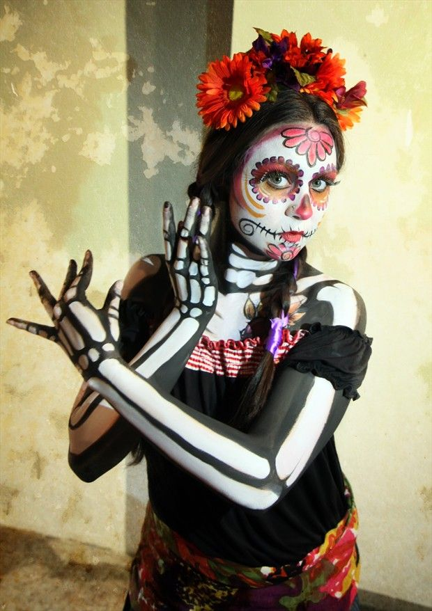 65 best Day of the Dead Makeup and Costumes images on Pinterest ...