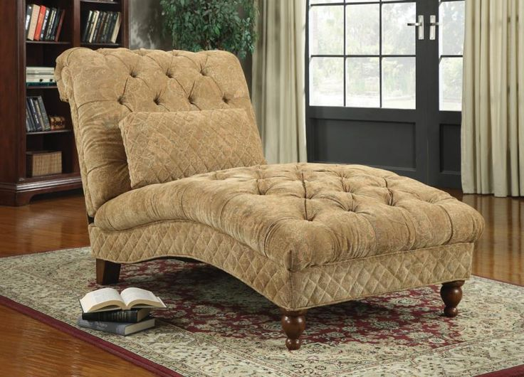 found it at wayfair chenille chaise lounge