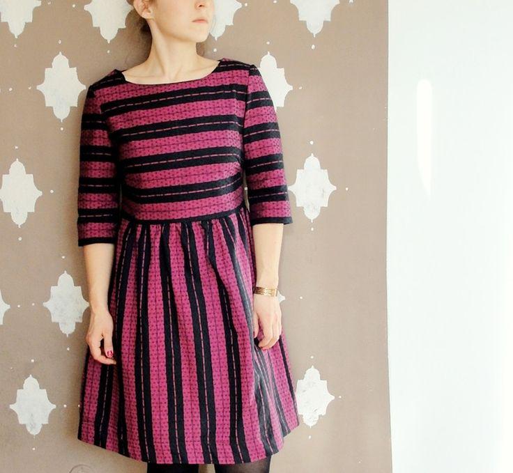 My new dress! #ottobredesign #dress #sewingpattern #sewing