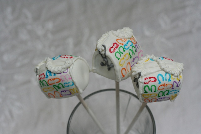 Coach Purses Cake Pops! by Sweet Lauren Cakes