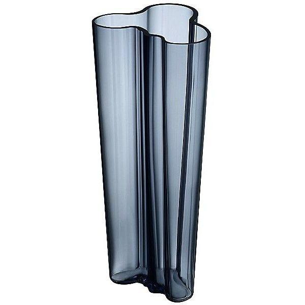 Iittala Aalto 10 Inch Vase 705 Ils Liked On Polyvore