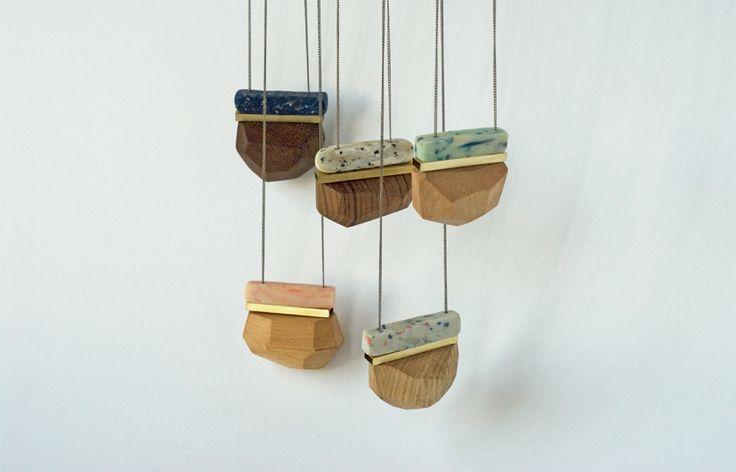 new neck pieces by dorandkie jewellery objects
