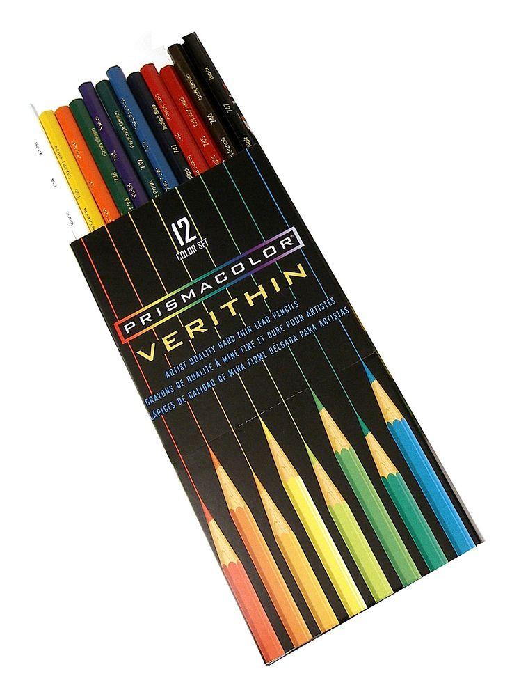 Prismacolor Verithin Colored Pencil Sets , #affiliate, # ...