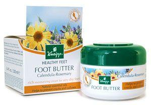View Kneipp Healthy Feet Foot Butter - 3.4 fl. oz.   Kneipp.