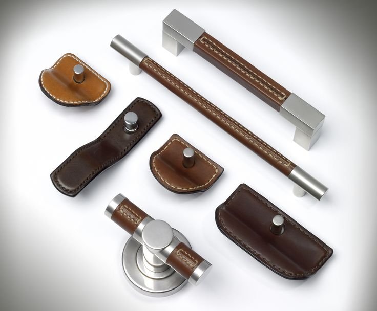 turnstyle designs is a hardware company based out of the uk that offers a great line of leather wrapped cabinet pulls doorwindow hardware