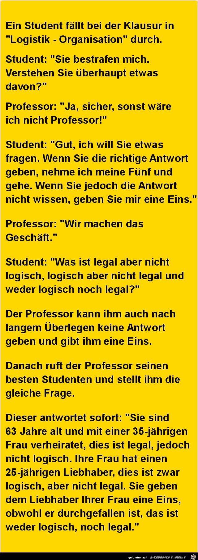 funpot: Student und Professor.....jpg von Edith