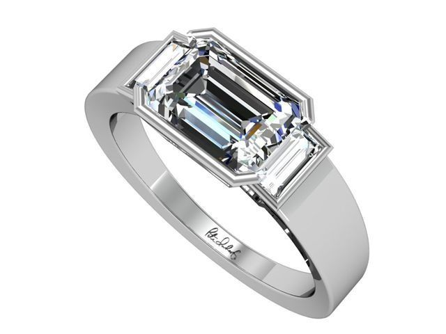 Unique Diamond Rings Settings