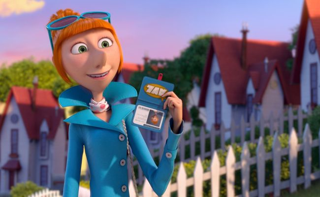 Despicable Me 2: Lucy Wilde