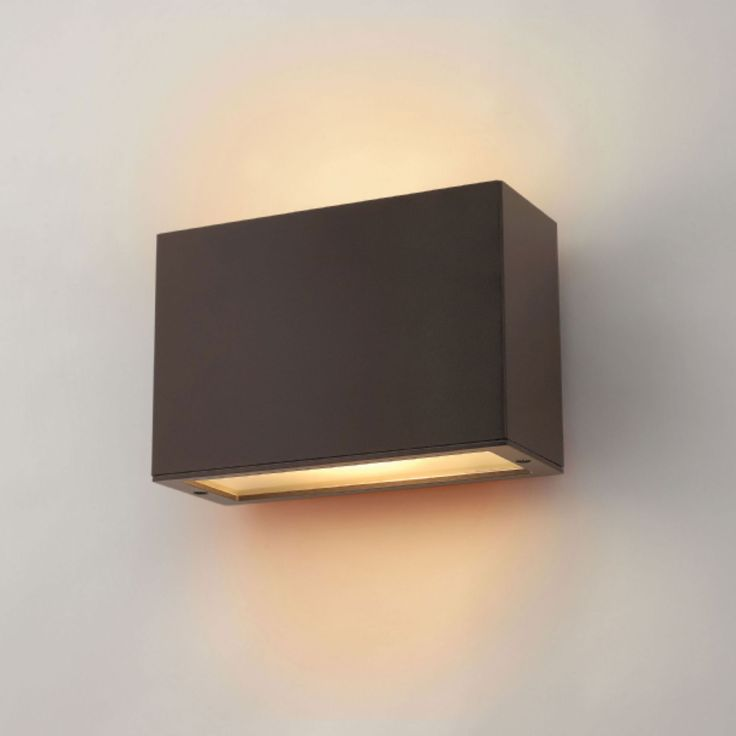 Atlantis Up/Down Light Outdoor Wall Sconce Finish: Bronze Lamp: Incandescent Price: $165.00