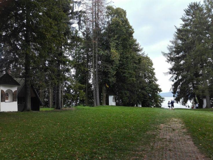 End of the summer 2. Orava, Slovakia