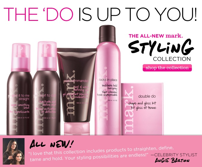 mark Shop - Hair products! Got to have!  www.mymarkstore.com/jkruse