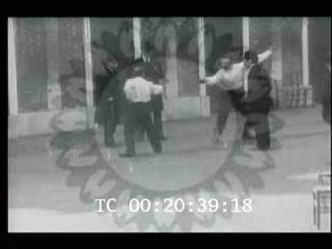 1912 Epee Duel: Paul de Cassagnac vs Charles Maurras - YouTube