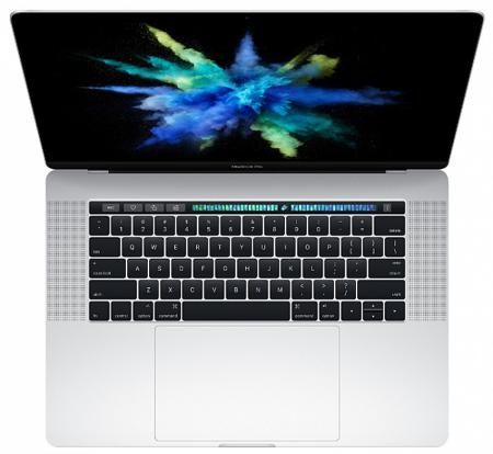 Ноутбук Apple MacBook Pro 15 with Retina display Late 2016 (Touch Bar, Touch ID, 2.7GHz, 512Gb) (Silver) MLW82  — 149890 руб. —