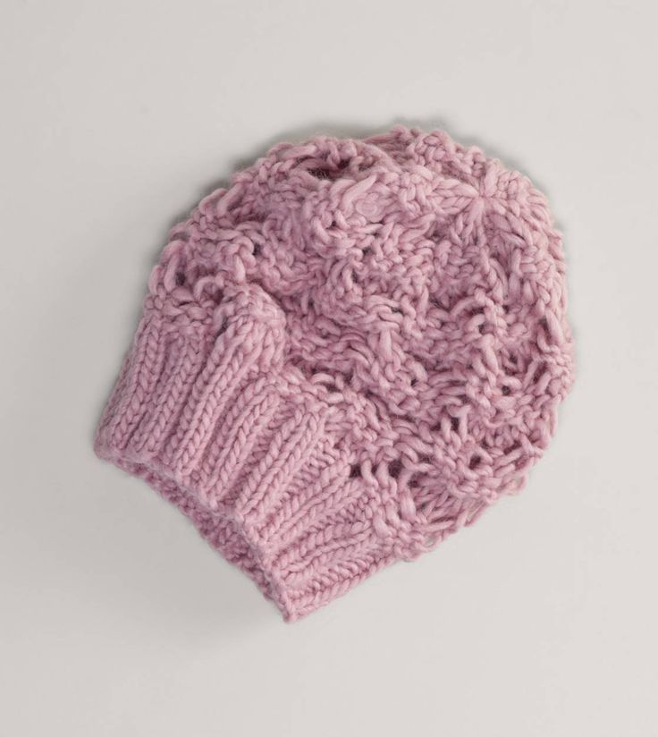 AEO Open Knit Beanie