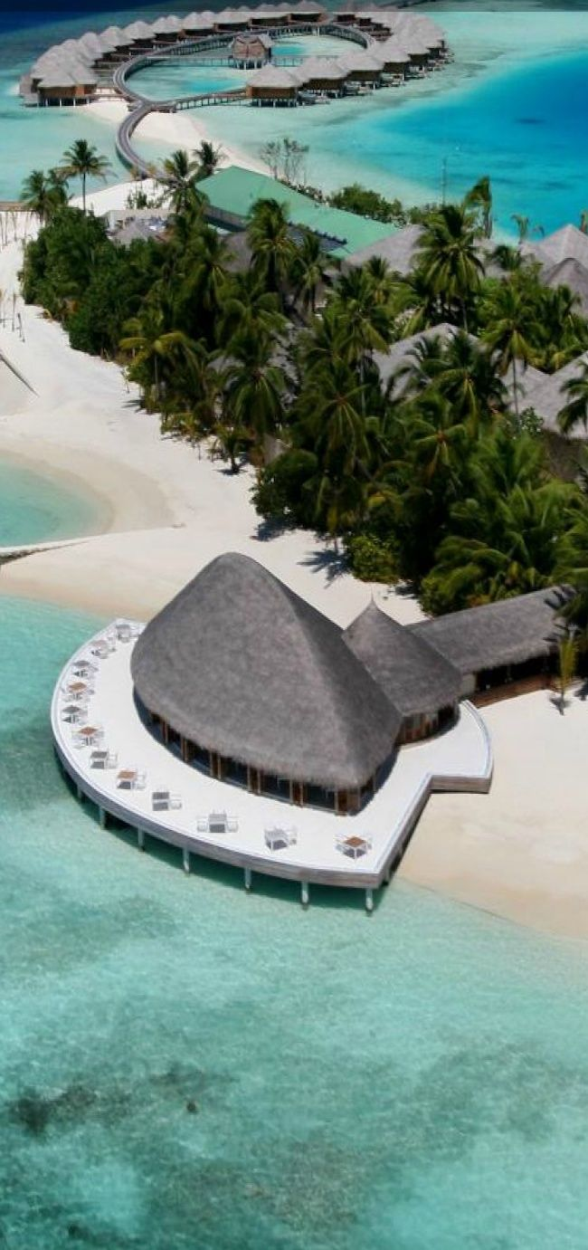 Huvafen Fushi, Maldives #JetpacCityGuides