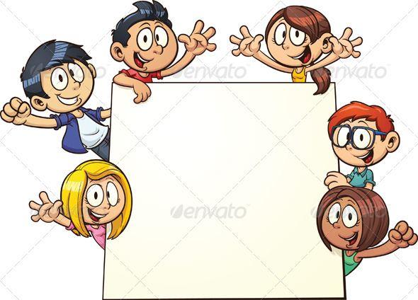 Cartoon, Boy Cartoon Characters And