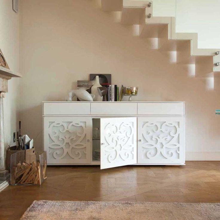 M s de 1000 ideas sobre aparador moderno en pinterest - Aparadores salon modernos ...