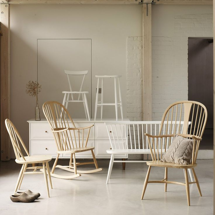Ercol Windsor Dining Chair Ercol Furniture The White Company