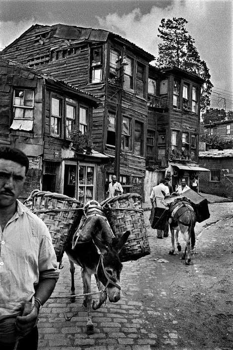 İstanbul - Fatih 1962_ Ara Güler