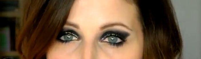 Black Diamond di Clio Make Up, ombretto nero per migliorare lo sguardo con palpebra cadente