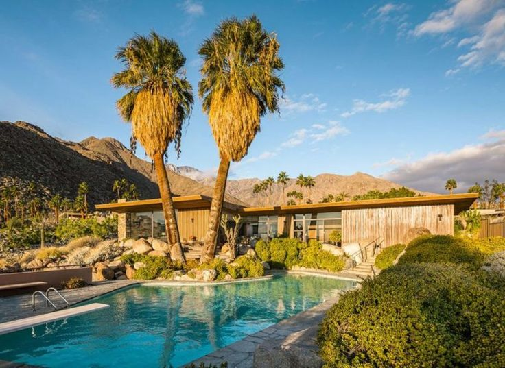 R Home Design Palm Desert Part - 31: The Edris House Designed By Architect E. Stewart Williams Is A Beautiful  Mid-century Modern Desert House Built In In Palm Springs, CA.