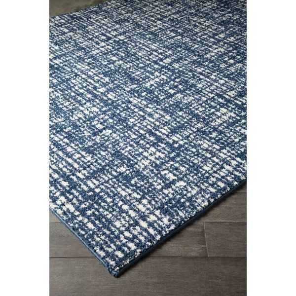 Brand New Chevron Zig Zag Blue 10x14 14x10 Handmade Wool Area Rug Carpet Rugs On Carpet Blue And White Rug Rugs