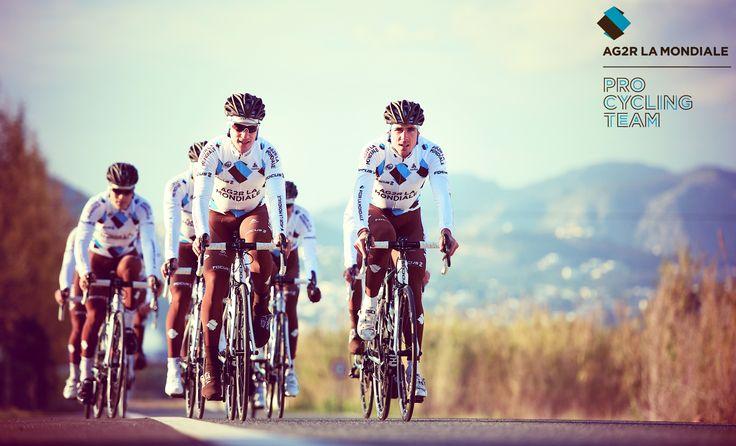 Team AG2R LA MONDIALE║PRO CYCLING