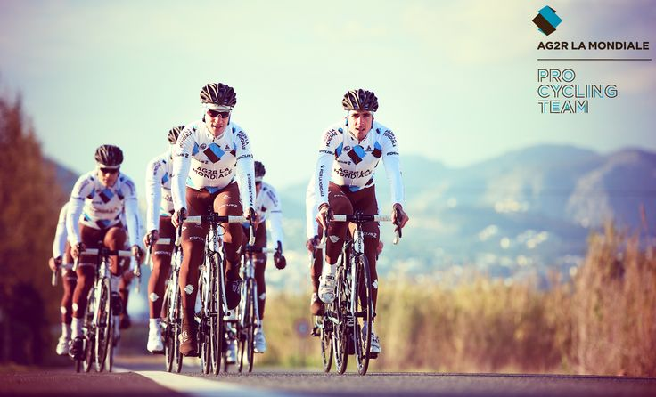 Team AG2R LA MONDIALE║PRO CYCLING