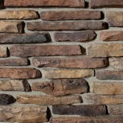 Kodiak Mountain Stone Manufactured Stone Veneer - Western Ledge Stone Available to be purchased online through Build Direct. Click on the link to browse all of our stone products online.