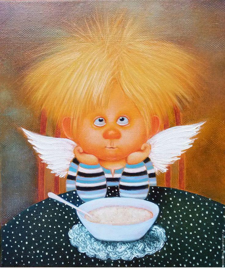 С добрым утром ангелочек картинка