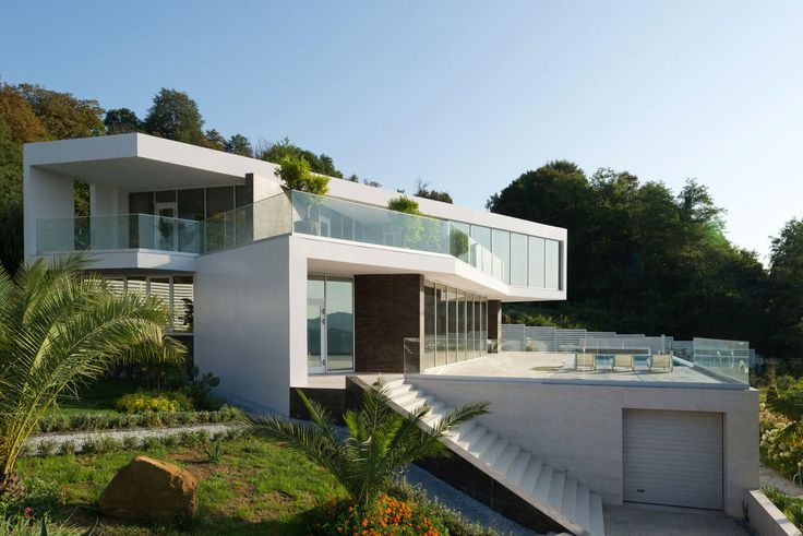 House in Sochi by Alexandra Fedorova