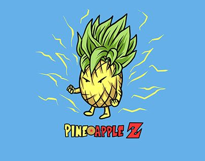 """Check out new work on my @Behance portfolio: """"pineapple"""" http://be.net/gallery/52060667/pineapple"""