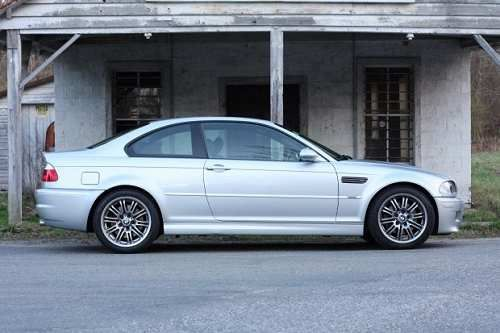 Motori: #BaT #Auction: #16K-Mile 2003 BMW M3 Coupe 6-Speed (link: http://ift.tt/2mZCozl )