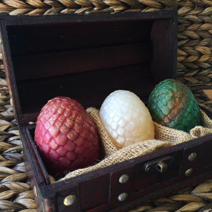 Dragon's Egg Soap (Boxed Set) by amethystsoap on Etsy https://www.etsy.com/listing/251718598/dragons-egg-soap-boxed-set