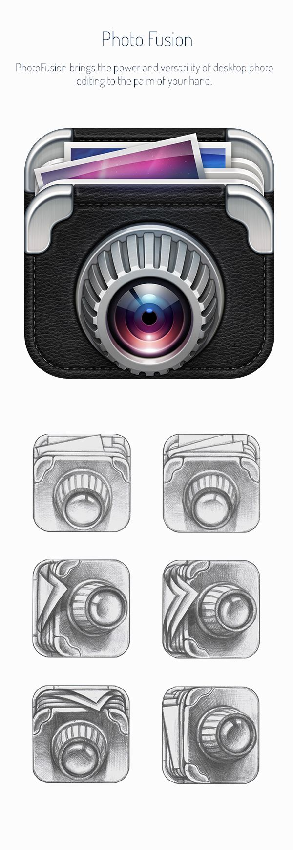 realistic icon designs