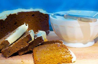 Spicy Pumpkin Gingerbread Recipes | Food | Pinterest