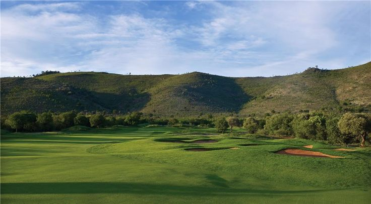 6th Hole - Lost City Golf Course