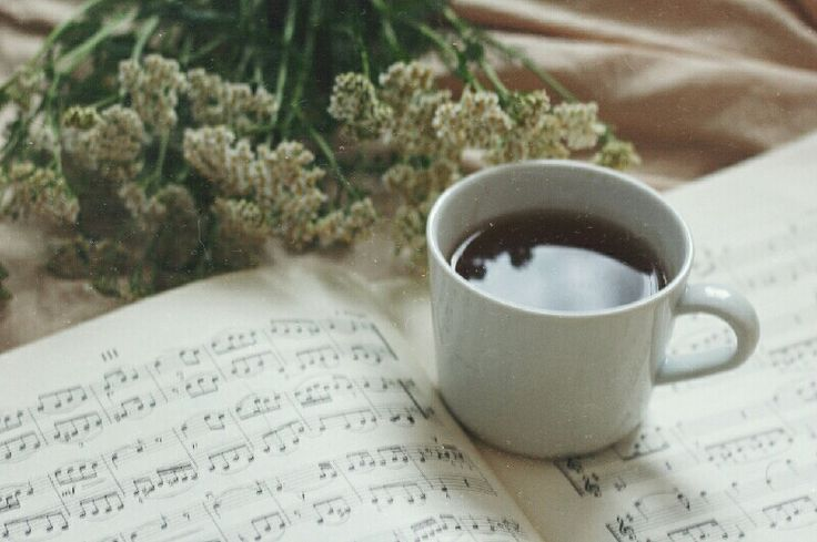 tea time with music