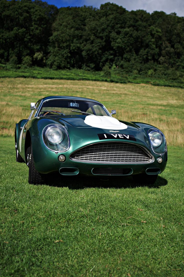High Quality Aston Martin DB4 Zagato