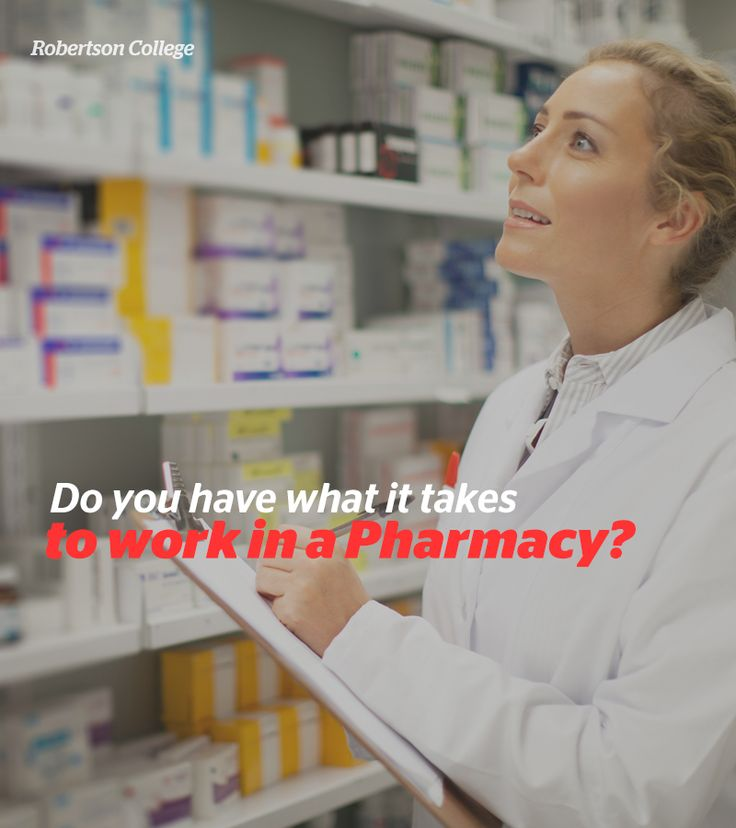 Pharmacy assistants and technicians play an important