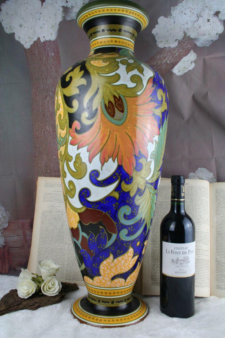 Bien connu 332 best Gouda-Holland-Pottery - images on Pinterest | Holland  QY56