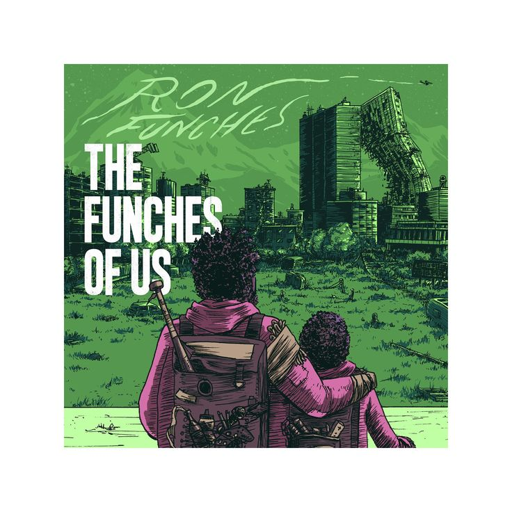 Ron funches - Funches of us (CD)