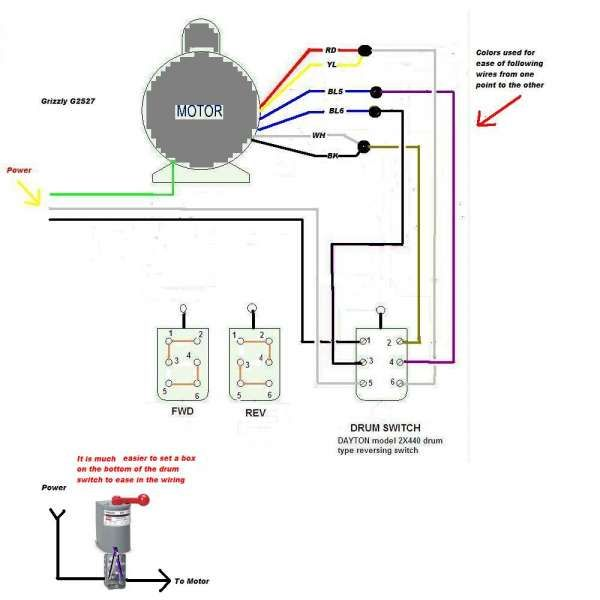 Wiring Color Codes For Dc Circuits Bodine Electric Motor Wiring