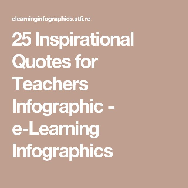 Humor Inspirational Quotes: 17 Best Inspirational Quotes For Teachers On Pinterest