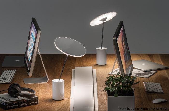 @Work ! With the #Sisifo lamp #design Scott Wilson