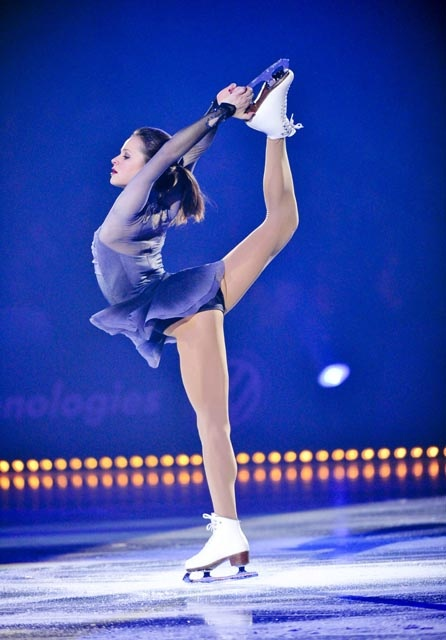 Sasha Cohen, Art on Ice 2010 by erwin1964, via Flickr