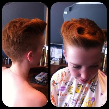 I've been wanting a hair cut JUST LIKE THIS!