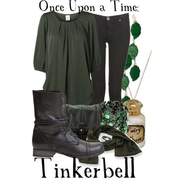 Once Upon A Time: Tinkerbell