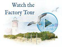 Cape Cod Potato Chip Factory virtual tour.