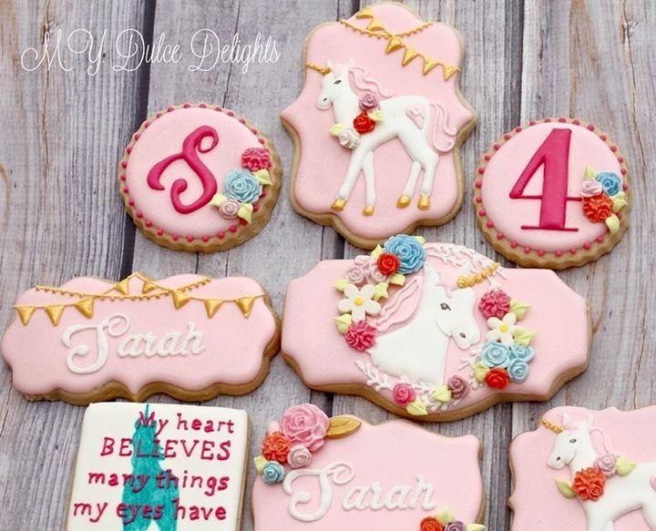 unicorn cookies https://www.annclarkcookiecutters.com/product/long-fancy-plaque-cookie-cutter